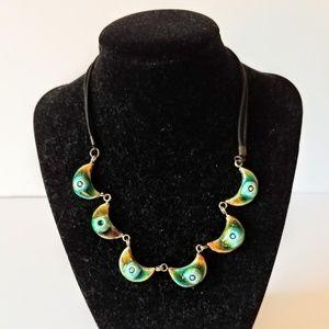 Jewelry - Ethnic Necklace Jewelry Ceramic Turkish Evil Eye